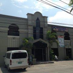 Отель Horizon Frontier Hotel Филиппины, Пампанга - отзывы, цены и фото номеров - забронировать отель Horizon Frontier Hotel онлайн парковка фото 2