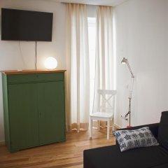 The Nook Hostel Понта-Делгада комната для гостей