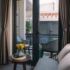Отель Volar de Faifo Villa Хойан балкон