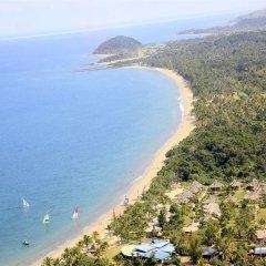 Отель Island Villa пляж фото 2