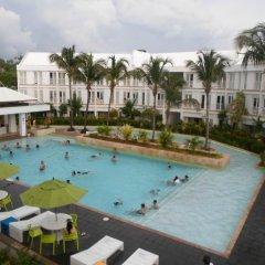 Отель On Vacation Blue Cove All Inclusive Колумбия, Сан-Андрес - отзывы, цены и фото номеров - забронировать отель On Vacation Blue Cove All Inclusive онлайн бассейн фото 3