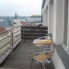 Отель Apartmán Kaiser Чехия, Прага - отзывы, цены и фото номеров - забронировать отель Apartmán Kaiser онлайн балкон