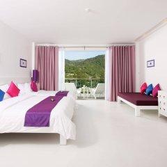 Отель The Old Phuket - Karon Beach Resort комната для гостей фото 2