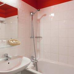 Отель Paris La Fayette Франция, Париж - 2 отзыва об отеле, цены и фото номеров - забронировать отель Paris La Fayette онлайн ванная фото 2