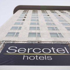 Отель Sercotel Sorolla Palace вид на фасад фото 2