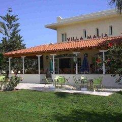 Отель Villa Malia гостиничный бар