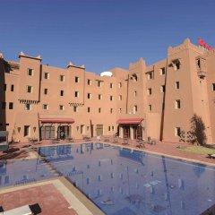 Отель ibis Ouarzazate Centre Марокко, Уарзазат - отзывы, цены и фото номеров - забронировать отель ibis Ouarzazate Centre онлайн бассейн