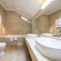 Гостиница Reikartz Medievale Львов ванная