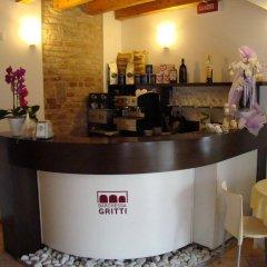 Отель Barchessa Gritti Фьессо-д'Артико гостиничный бар