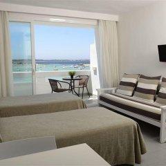 Отель Apartamentos Sabina Playa Испания, Форментера - отзывы, цены и фото номеров - забронировать отель Apartamentos Sabina Playa онлайн комната для гостей фото 5