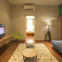 Отель Suites You Zinc Испания, Мадрид - 1 отзыв об отеле, цены и фото номеров - забронировать отель Suites You Zinc онлайн комната для гостей