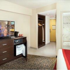 Отель Stratosphere Hotel, Casino & Tower США, Лас-Вегас - 8 отзывов об отеле, цены и фото номеров - забронировать отель Stratosphere Hotel, Casino & Tower онлайн удобства в номере фото 2