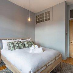 Апартаменты Ultra Stylish City Centre 1-bedroom Apartment Глазго комната для гостей фото 4