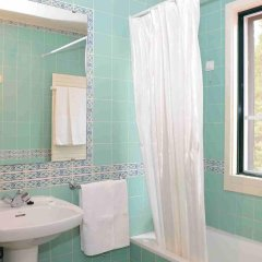 Отель Quinta Santo Antonio Da Serra Машику ванная