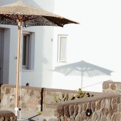 Отель Alafropetra Luxury Suites Греция, Остров Санторини - отзывы, цены и фото номеров - забронировать отель Alafropetra Luxury Suites онлайн балкон