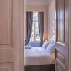 Отель Home and Art Suites комната для гостей фото 2