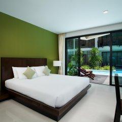 Отель Centra by Centara Coconut Beach Resort Samui комната для гостей фото 3