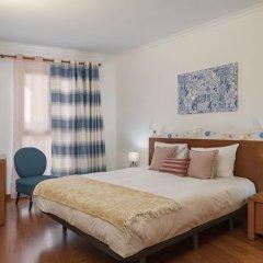 Отель Apartamento Lobo Marinho Португалия, Санта-Крус - отзывы, цены и фото номеров - забронировать отель Apartamento Lobo Marinho онлайн комната для гостей фото 3