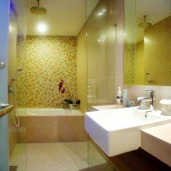 Отель Grand Barong Resort ванная