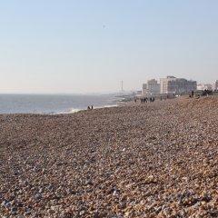 Brighton Youth Hostel пляж