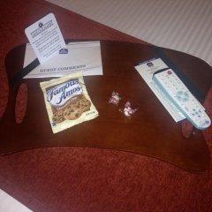 Отель Best Western Lakewood Inn удобства в номере