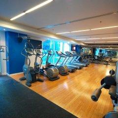 Отель Kennedy Towers - Aurora фитнесс-зал фото 2