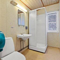 Отель Tromsø Camping ванная фото 2