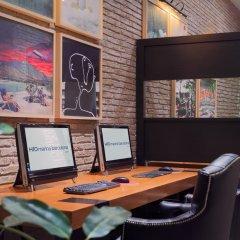 Отель H10 Marina Barcelona Испания, Барселона - 12 отзывов об отеле, цены и фото номеров - забронировать отель H10 Marina Barcelona онлайн интерьер отеля фото 2
