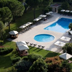 Отель Holiday Inn Rome- Eur Parco Dei Medici Рим бассейн