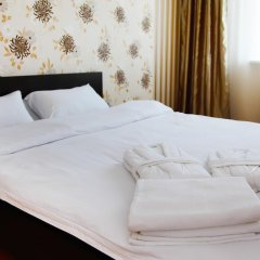 Гостиница Infinity Apartments Казахстан, Нур-Султан - отзывы, цены и фото номеров - забронировать гостиницу Infinity Apartments онлайн комната для гостей фото 2