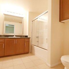 Апартаменты Downtown LA Inspiring Apartments ванная