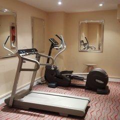 Отель Gresham Belson Брюссель фитнесс-зал фото 3