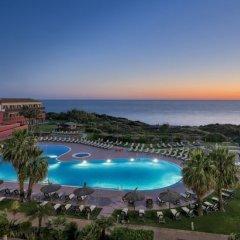 Отель ILUNION Barcelona пляж
