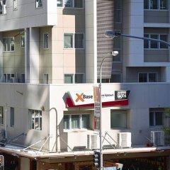 Отель Base Backpackers Brisbane Uptown - Hostel Австралия, Брисбен - отзывы, цены и фото номеров - забронировать отель Base Backpackers Brisbane Uptown - Hostel онлайн балкон