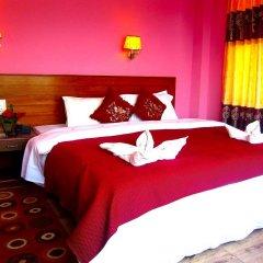 Отель Orchid Непал, Покхара - отзывы, цены и фото номеров - забронировать отель Orchid онлайн комната для гостей фото 4