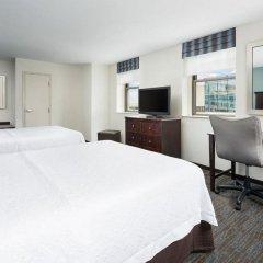 Отель Hampton Inn - Washington DC/White House США, Вашингтон - отзывы, цены и фото номеров - забронировать отель Hampton Inn - Washington DC/White House онлайн комната для гостей фото 4