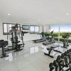 Отель Club Royal Паттайя фитнесс-зал фото 3