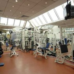 Hilton Birmingham Metropole Hotel фитнесс-зал фото 4