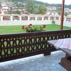 Отель Guest House Dzhogolanov балкон