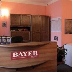 Hotel Bayer Пльзень интерьер отеля фото 3