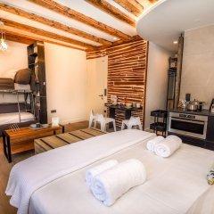 Отель Murofinto Homes Греция, Корфу - отзывы, цены и фото номеров - забронировать отель Murofinto Homes онлайн комната для гостей фото 4