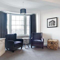 Отель Re-imagined Flat in Georgian Architecture Townhouse Эдинбург комната для гостей фото 5