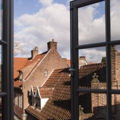 Lange Jan Hotel балкон