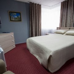 Гостиница Сити Стандартный номер с разными типами кроватей фото 8