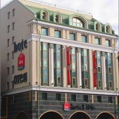 Гостиница Ибис Санкт-Петербург Центр балкон