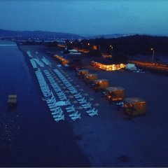 Hersek Otel Турция, Ташкёпрю - отзывы, цены и фото номеров - забронировать отель Hersek Otel онлайн пляж