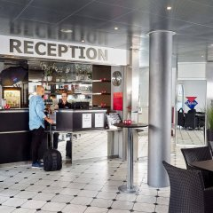 CABINN Express Hotel Фредериксберг гостиничный бар