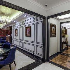 Отель Golden Palace Hotel Yerevan Армения, Ереван - отзывы, цены и фото номеров - забронировать отель Golden Palace Hotel Yerevan онлайн интерьер отеля фото 2