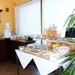Отель Albergo la Luna Сарцана питание