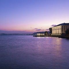 Shangri-La Bosphorus, Istanbul Турция, Стамбул - 3 отзыва об отеле, цены и фото номеров - забронировать отель Shangri-La Bosphorus, Istanbul онлайн приотельная территория фото 2
